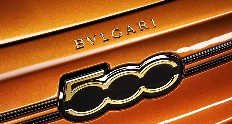 Fiat collabora con bulgari