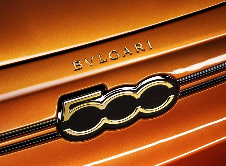 Fiat collabora con bulgari