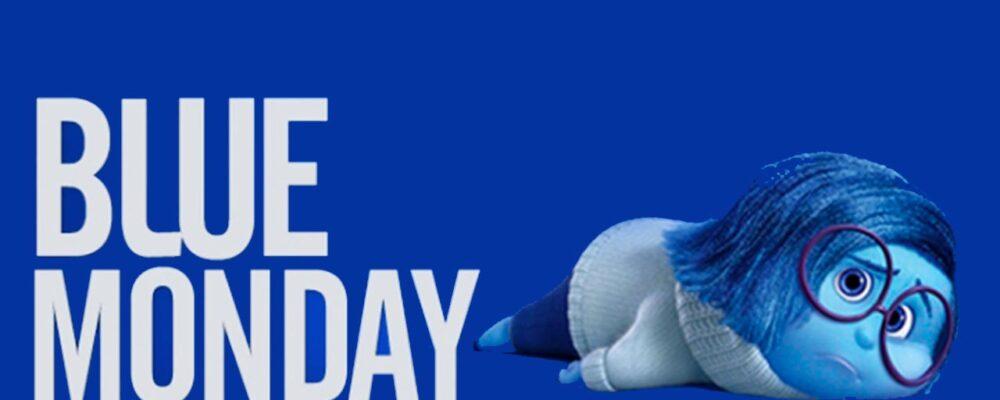 blue monday marketing