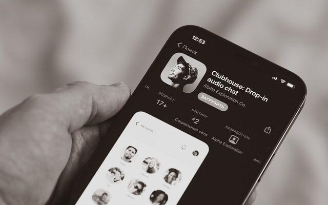 Clubhouse social basato sulla voce