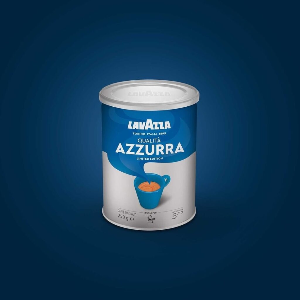 Real-time-marketing-Lavazza
